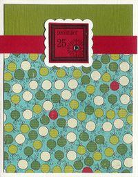 December 25 Card